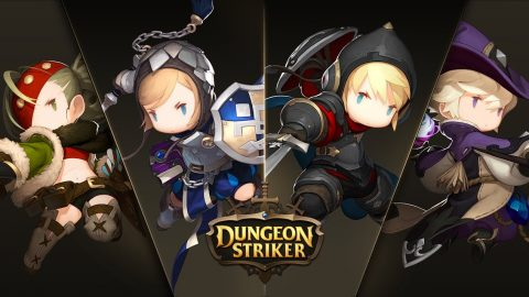 Dungeon Striker Gameplay