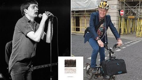 Joy Division fan Jeremy Vine paid £7,192 for band's chimes only to be told they weren't used